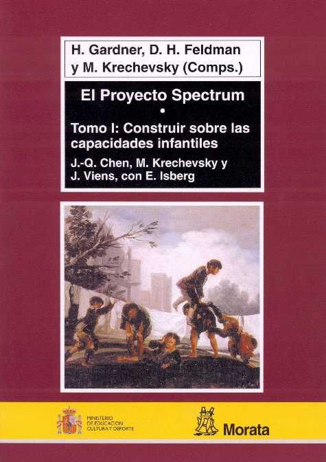 El proyecto Spectrum tomo I   Ediciones Morata