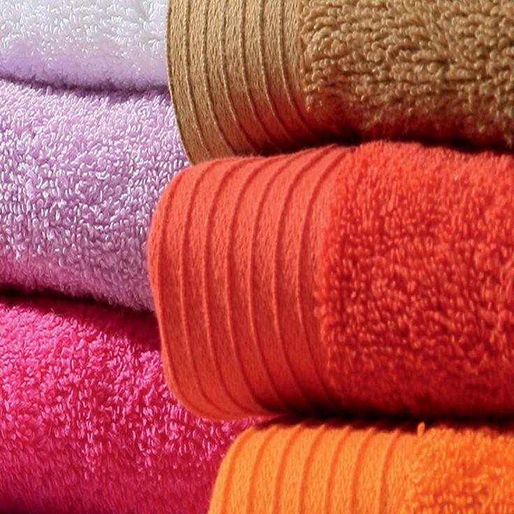 Πετσέτες σώματος 100% Cotton, 550gr/m²  Διάσταση 70x140cm.