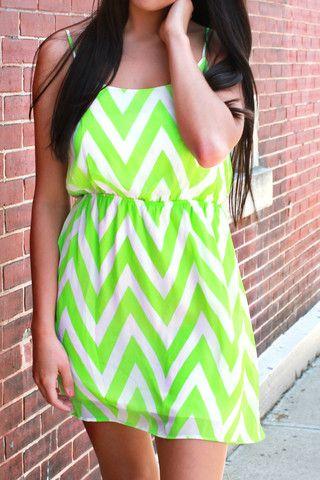 Powertrip Neon Dress - UOIONLINE.COM