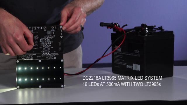 Solutions - 60V 8-Switch Matrix LED Dimmer