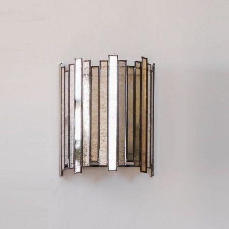 Downton Wall Sconce - View All Lighting - Lighting - Lighting & Mirrors