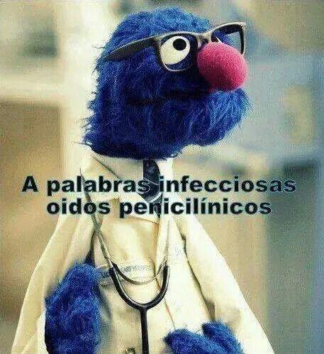 penicilina ...jajajajaja