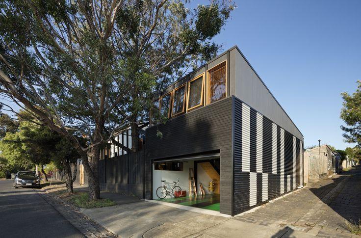 Rhythm House: A Home Designed for a Family of Musicians
