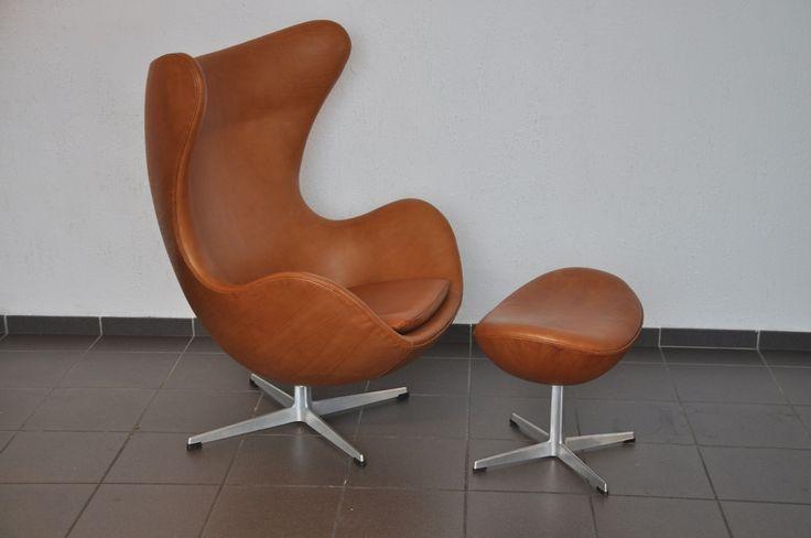 Arne Jacobsen Egg chair Fritz Hansen