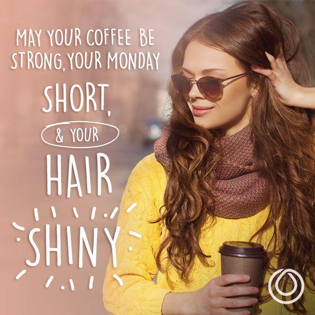 #mondaymantra #mondaymotivation #hair #healthyhair #longhair #shinyhair #monat…