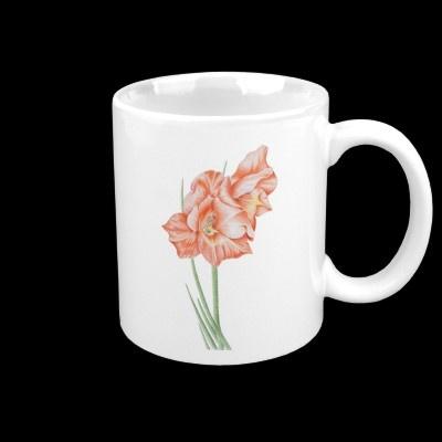 Gladioli Mugs