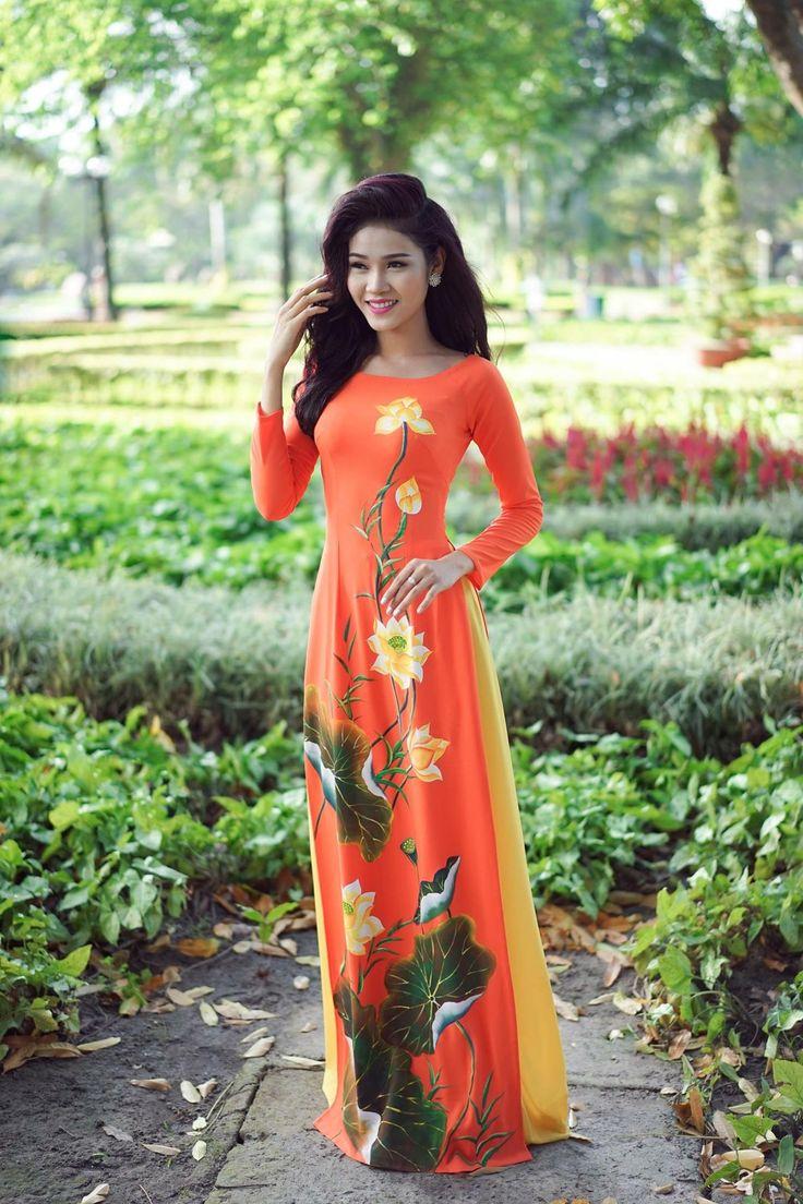 Ao Dai Trong Nguyen
