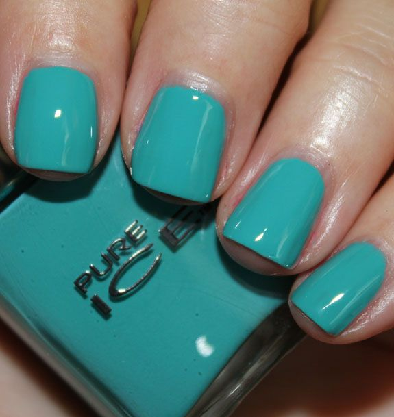 Pure Ice Scream Pure Ice Summer 2013 Nail Collection Swatches and Review