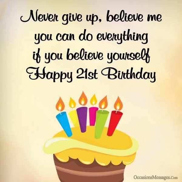 Happy 21st Birthday Cards 21st Birthday Wishes Happy 21st Birthday Happy 21st Birthday Quotes