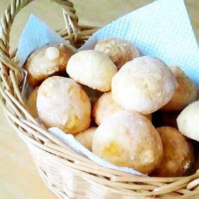 もっちり食感がたまらない!切り餅で「発酵不要パン」が簡単に作れた♪