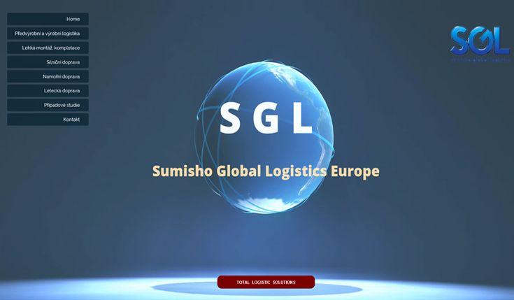 WFB Media Plzeň, zhotovení webových stránek a prezentací nejen            v Plzni a okolí - reference:  vytvořili jsme tyto webové stránky pro firmu SGL Europe