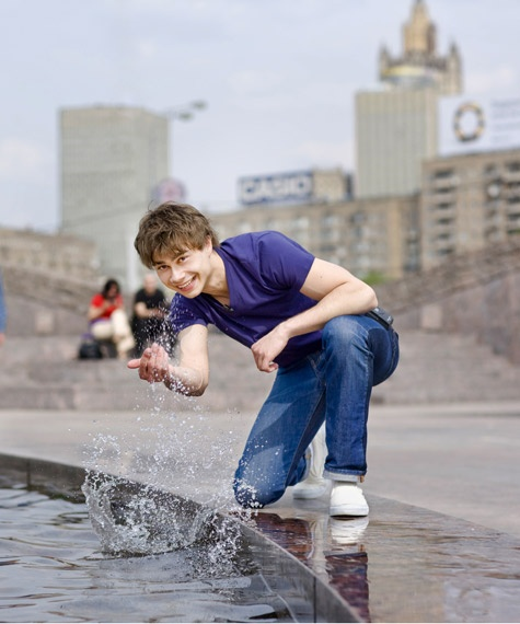 Alexander Rybak aka my future husband