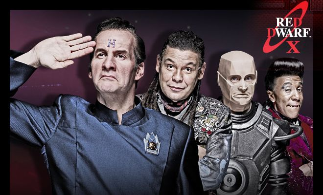 Red Dwarf X – UK Air Date Revealed