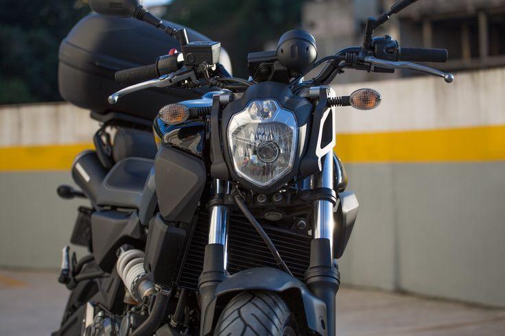 Yamaha MT03 Marki Lehto
