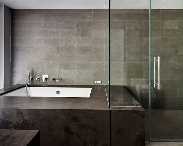 bathroom style - Minimal Bathroom Designs
