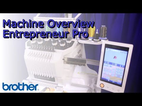 entrepreneur pro pr1000e 10 needle home embroidery machine price