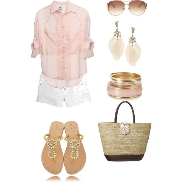 cute for the summer!: Fashion, Beach Outfit, Clothes, Summer Style, Dream Closet, Spring Summer, Summer Outfits, Pink