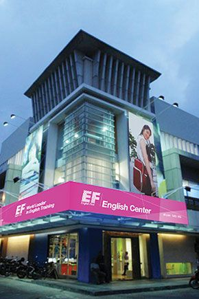 Welcome @ EF Gading Serpong !