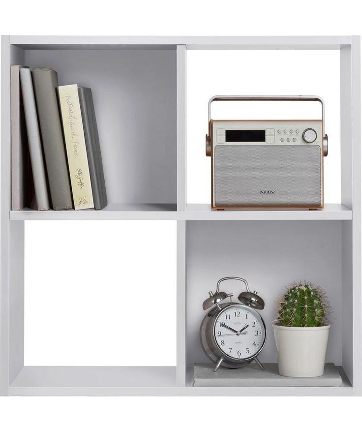 Squares 4 Cube Unit White At Argos Co Uk Your Online