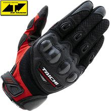 Free shipping RS TAICHI RST404 summer popular brands of carbon fiber gloves motorcycle racing gloves riding gloves