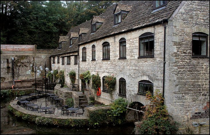 A lovely restaurant in the Gloucestershire town of Nailsworth which was converted from a 16th Century mill. I went here around 10-15 years ago with some friends and really enjoyed it. Maybe they will stage a big celebration do if local team Forest Green Rovers are promoted into the football league!