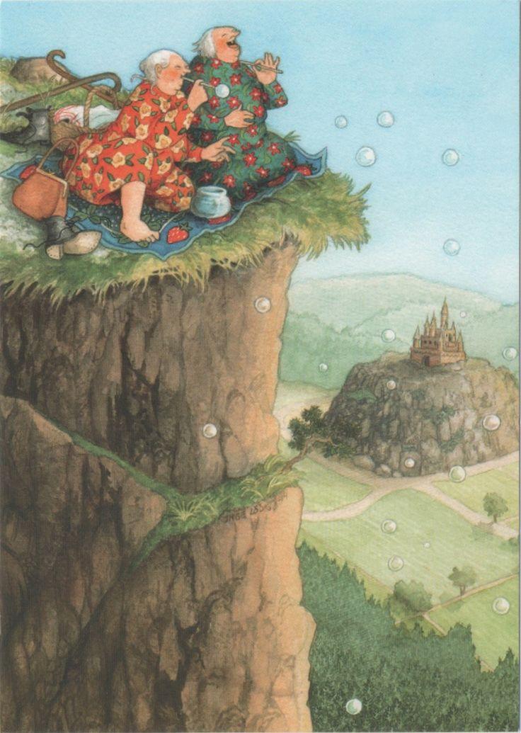 THX card - Arrived: 2016.05.12 --- Inge Löök - Aunties No. 43