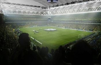 Power-Ranking World Football's 50 Best Stadiums.  Şükrü Saracoğlu Stadium (Fenerbahçe Stadium): Istanbul, Turkey   Opened: 1908    Capacity: 50,000+    Tenants: Fenerbahce SK    One of Istanbul, Turkey's largest and best footballing venues, Fenerbahce Stadium is a five-star UEFA-ranked venue and recent ongoing renovations have seen the seating capacity continue to grow.