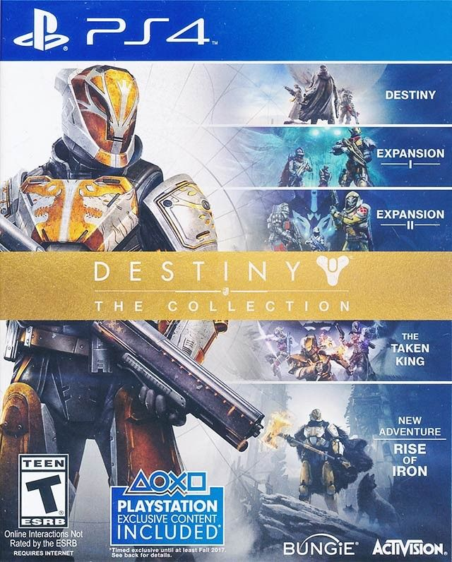 Image result for destiny the collection ps4