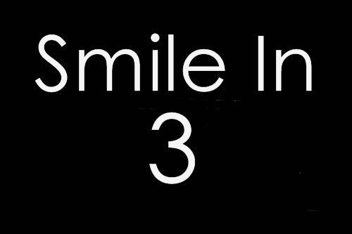 Smile in 3s