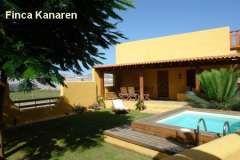Ferienhaus Gran Canaria: Ferienhaus Tirilla de Tabaibal mit Pool