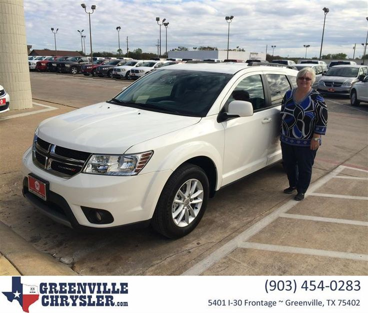 https://flic.kr/p/NUxqSe   Happy Anniversary to Vanessa & Becton on your #Dodge #Journey from Steve Han at Greenville Chrysler Jeep Dodge Ram!   deliverymaxx.com/DealerReviews.aspx?DealerCode=J122