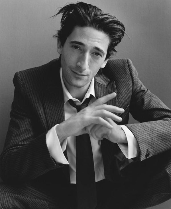 adrian brody...yes, there is something unconventionally attractive about him