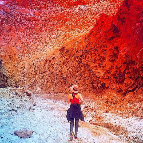 Atacama Desert, Northern Chile.