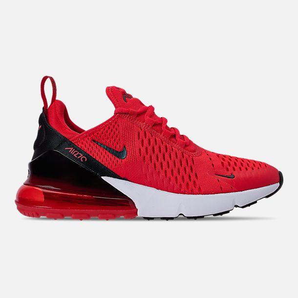 size 40 ace29 9118e Women s Nike Air Max 270 Casual Shoes Light Crimson Black White - BV6094 600