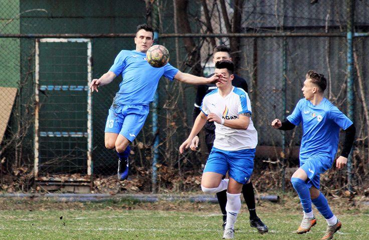 Primul meci oficial al anului 2017 la nivelul AMFB a fost o restanță din Cupa României, partida dintre Progresul și Termo.