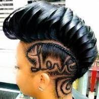 47+ Trendy Hair Styles Braided African American Black Women – #African #American…