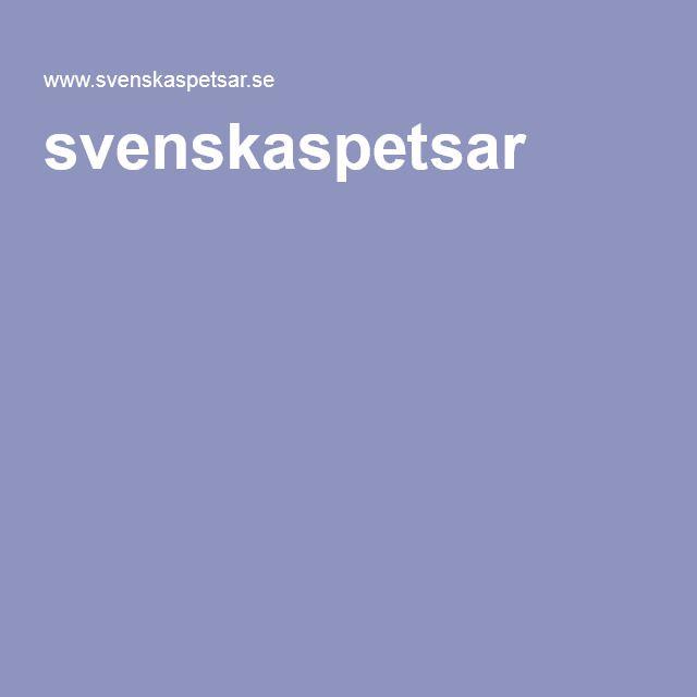 svenskaspetsar - Sweden