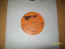 7 inch single record , judge dread, big eight
