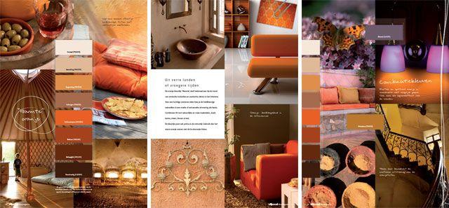 25 beste idee n over etnische huis inrichting op for Interieur kleurencombinaties