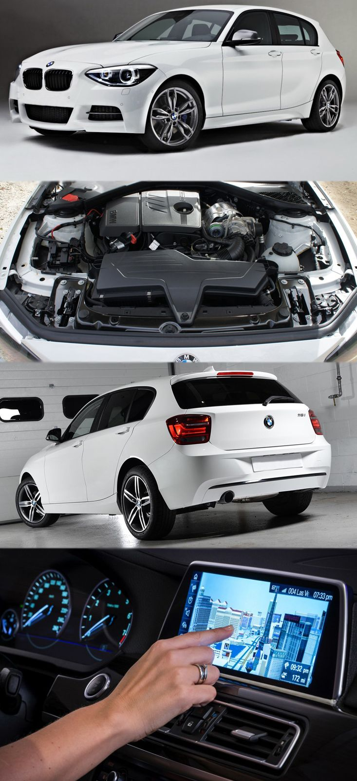 BMW 116i Gets Midlife Tune-Ups Click here for more info: http://www.bmwengineandgearboxes.com/the-bmw-116i-engine-handles-a-lot-of-power-superbly/