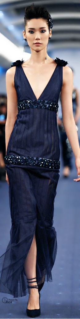 Chanel Haute Couture  Spring 2012 | The House of Beccaria