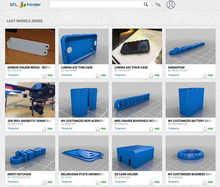 3d Printer Models, Printing Websites, 3d Printing