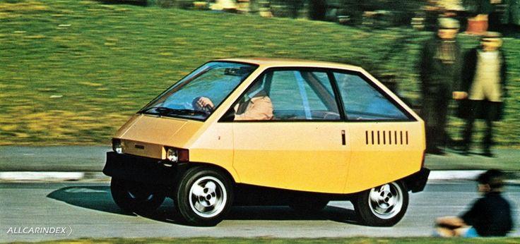 1975 Ford Manx