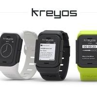 KREYOS: The ONLY Smartwatch With Voice & Gesture Control
