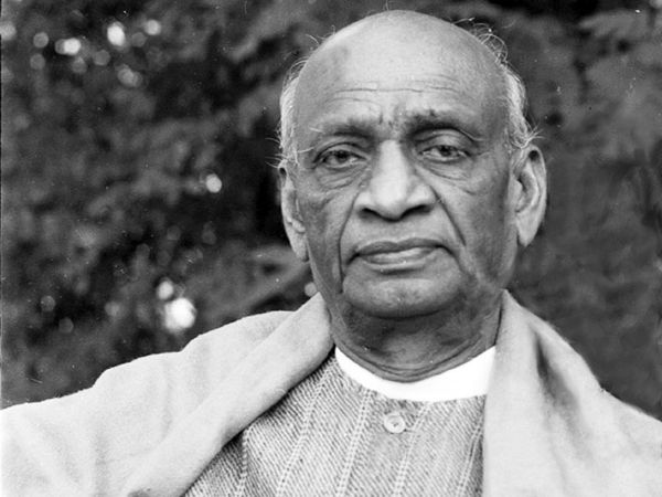 Sardar Vallabhbhai Patel: Iron Man Who Designed The 1st Map of The Republic of India - #minister #politician #india #republicindia