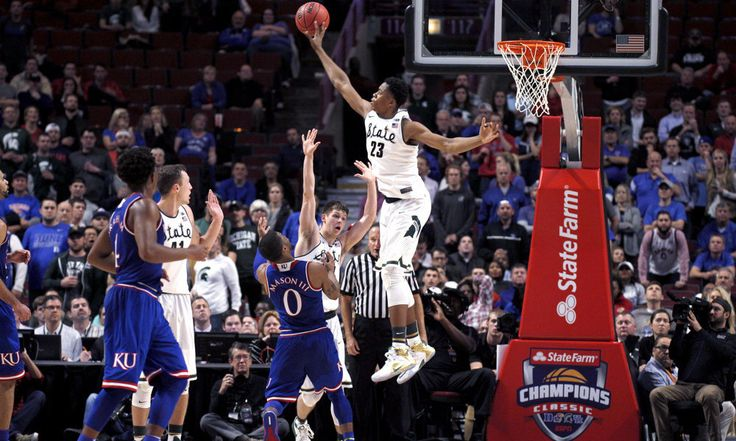 Deyonta Davis Scouting Report = Michigan State set a school-record this season for consecutive wins to start the season, and National Player of the Year candidate Denzel Valentine has been the recipient of most of that praise and rising NBA draft stock. But another Spartan has been.....
