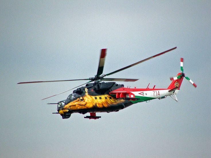Mi-24 Airshow 2007 Hungary 01 - Mil Mi-24 - Wikipedia, the free encyclopedia