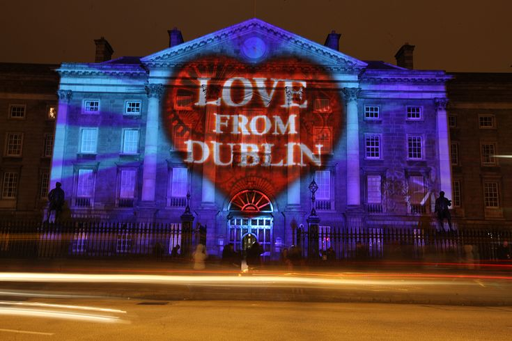See what's on at Dublin's New Year's festival! Love Dublin