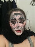 Cats Makeup - Old Grizabella by ~Wyrem on deviantART