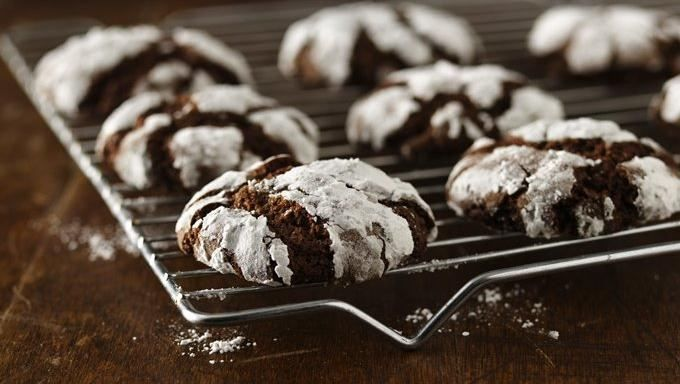 Gluten-Free Chocolate Crinkles | Recipe